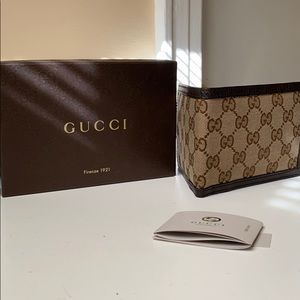 Gucci men's wallet